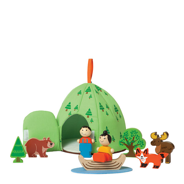 Manhattan Toy Forest Adventure - Activity Toy