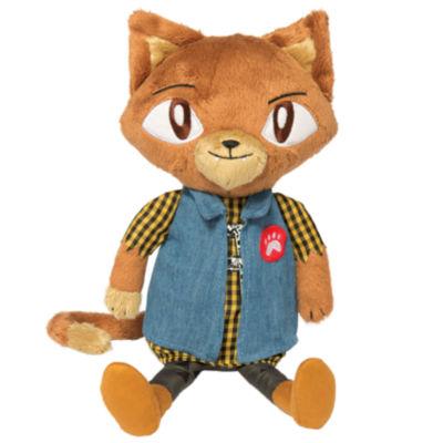 """Manhattan Toy Alley Cat Club - Lou 14"""" Plush Toy"""""""