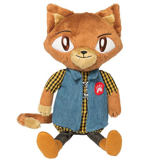 """Manhattan Toy Alley Cat Club Lou 14"""" Plush Toy"""""""