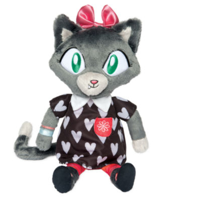 "Manhattan Toy Alley Cat Club - Purrrl 14"" Plush Toy"""