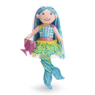 Manhattan Toy Groovy Girls - Aqualina Mermaid Fashion Doll