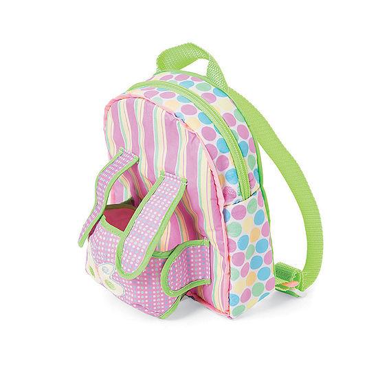 "Manhattan Toy Baby Stella  Backpack Carrier 15"" Baby """