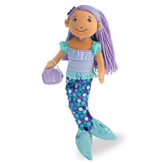 Manhattan Toy Groovy Girls - Maddie Mermaid Fashion Doll