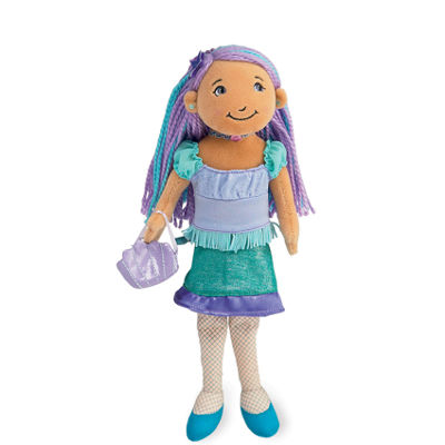 Manhattan Toy Groovy Girls - Maddie Mermaid Fashion Doll