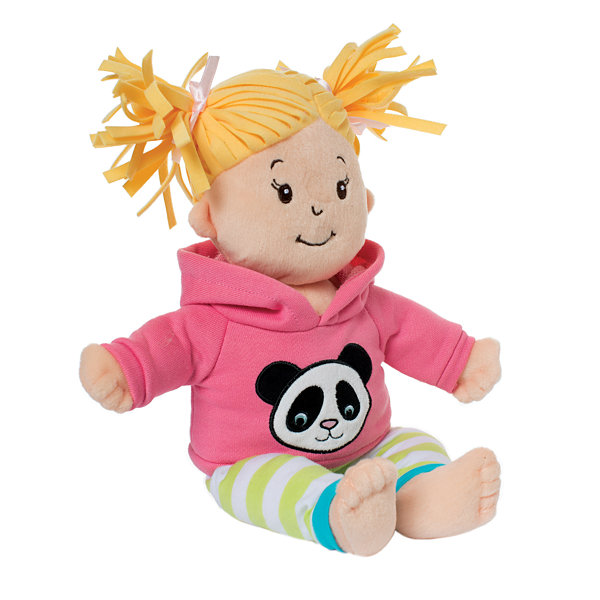 "Manhattan Toy Baby Stella Chillin' 15"" Baby Doll Outfit"""