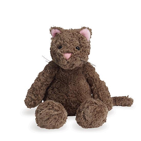 "Manhattan Toy Delightfuls Carly Cat 11"" Plush Toy"""