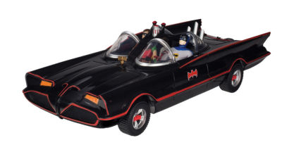 Toysmith Dc Comics Batman Action Figure