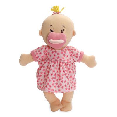 "Manhattan Toy Wee Baby Stella Peach 12"" Soft BabyDoll"""