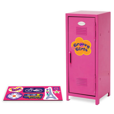 Manhattan Toy Groovy Girls - Posh in Pink Locker