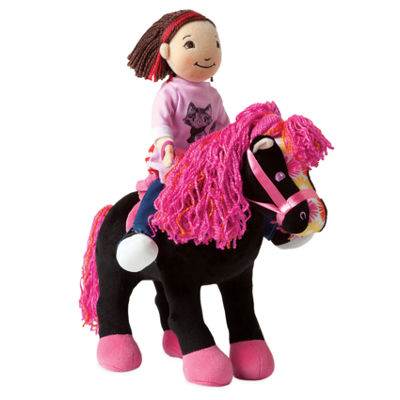Manhattan Toy Groovy Girls - Shadow Horse