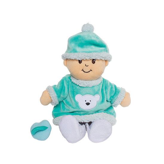 """Manhattan Toy Wee Baby Stella Snow Day 12"""" Soft Baby Doll"""""""