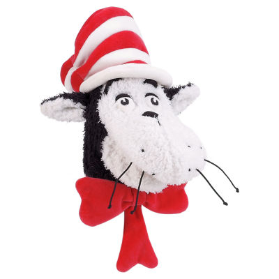 Manhattan Toy Dr. Seuss Cat in The Hat Hand PuppetPlush Toy