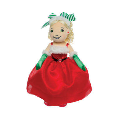 Manhattan Toy Groovy Girls Christmas Belle HolidayFashion Doll