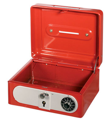Toysmith Cash Box (Colors may vary)