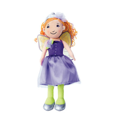 Manhattan Toy Groovy Girls Fairybelles - Nissa Fashion Doll