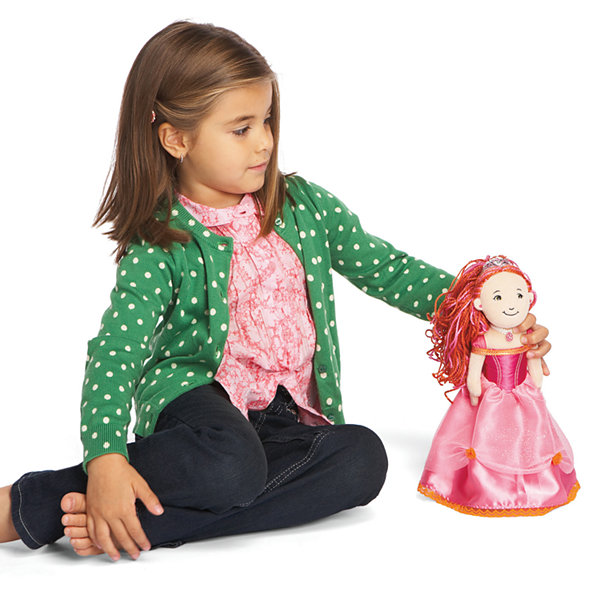 "Manhattan Toy Groovy Girls Princess Isabella 13"" Doll"""
