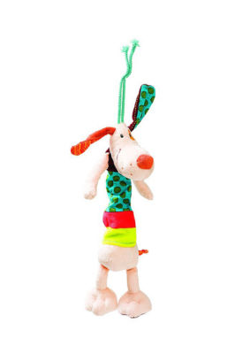 Lilliputiens Jef Mini Musical Plush Toy