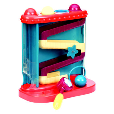 Toysmith Pound A Ball Toy Playset