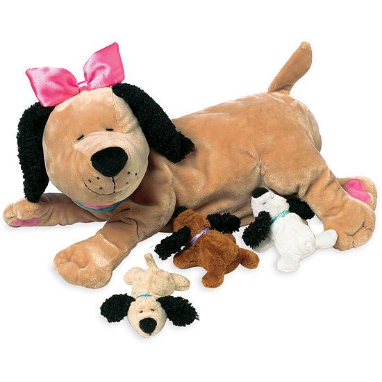 Manhattan Toy Nursing Pets Nursing Nana Plush Toy