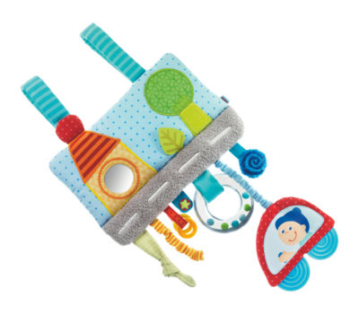 HABA Play Wrap Happy Trails Activity Playwrap