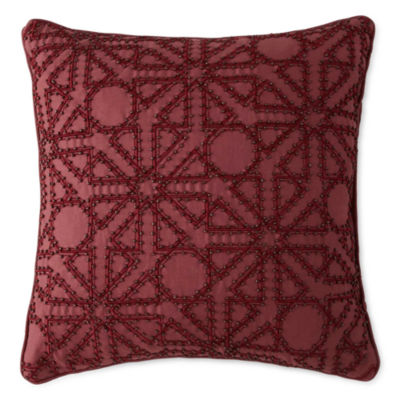 Linden Street Artisan Square Decorative Pillow