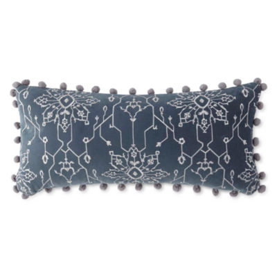 Linden Street Artisan Oblong Decorative Pillow