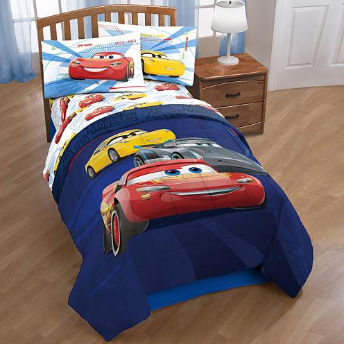 Disney Cars 3 Twin/Full Comforter