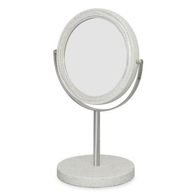 Destinations Wavy Beach 3X Magnification Makeup Mirror