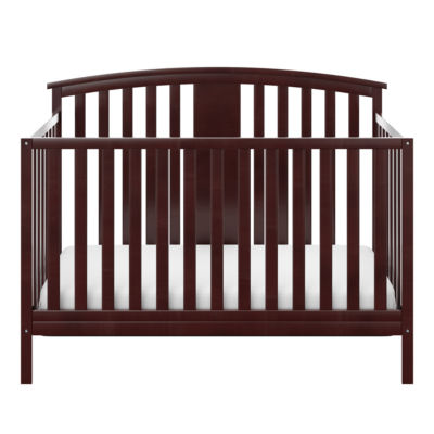 Storkcraft Greyson 4-in-1 Covertible Crib- Espresso