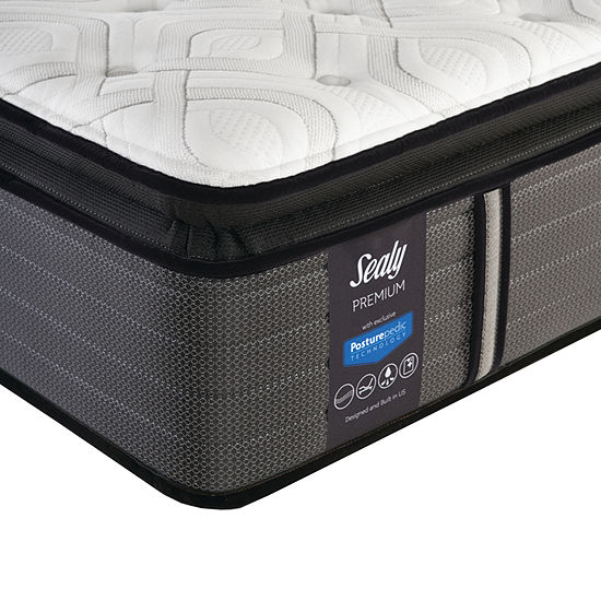 Sealy™ Pershing Plush Pillowtop - Mattress Only