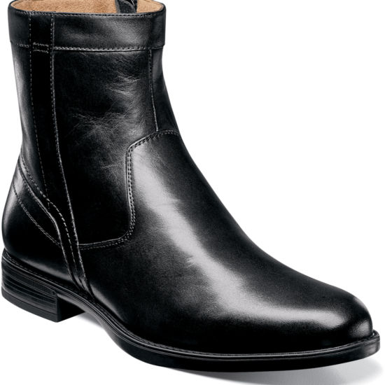 Florsheim Mens Center Dress Boots Zip