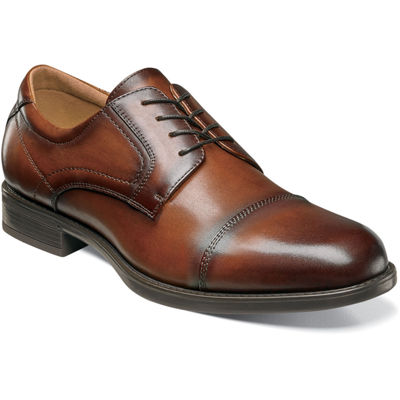 Florsheim Mens Center Oxford Shoes Lace-up