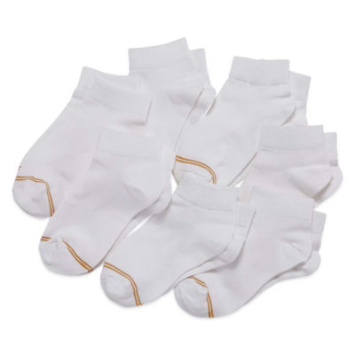 Gold Toe 7-pc. Quarter Socks