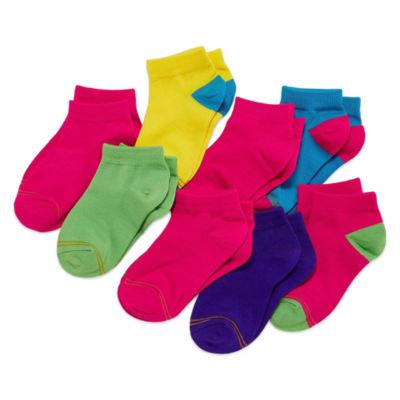 Gold Toe 7-pc. Quarter Socks
