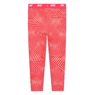 Nike Pattern Jersey Leggings - Preschool Girls