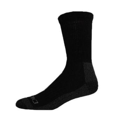 Dickie's® 2-pk. Steel Toe Crew Socks