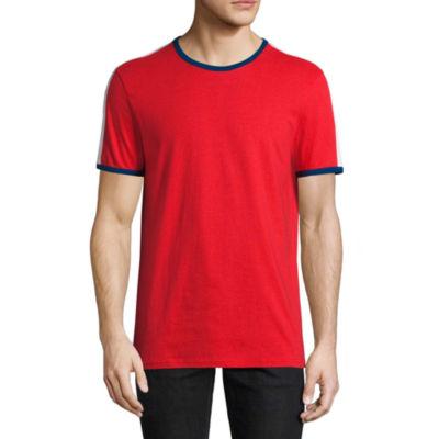 Arizona Short Sleeve Athletic Crew Neck T-Shirt