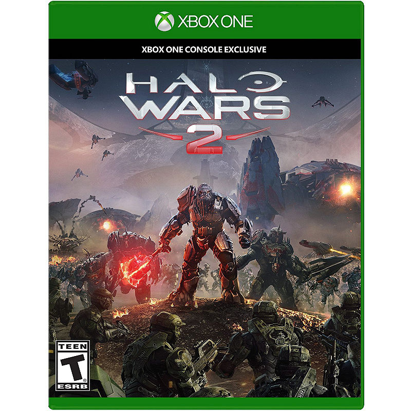 Halo Wars 2 - Xbox One - Microsoft Xbox - Video Games - Green - Green Black