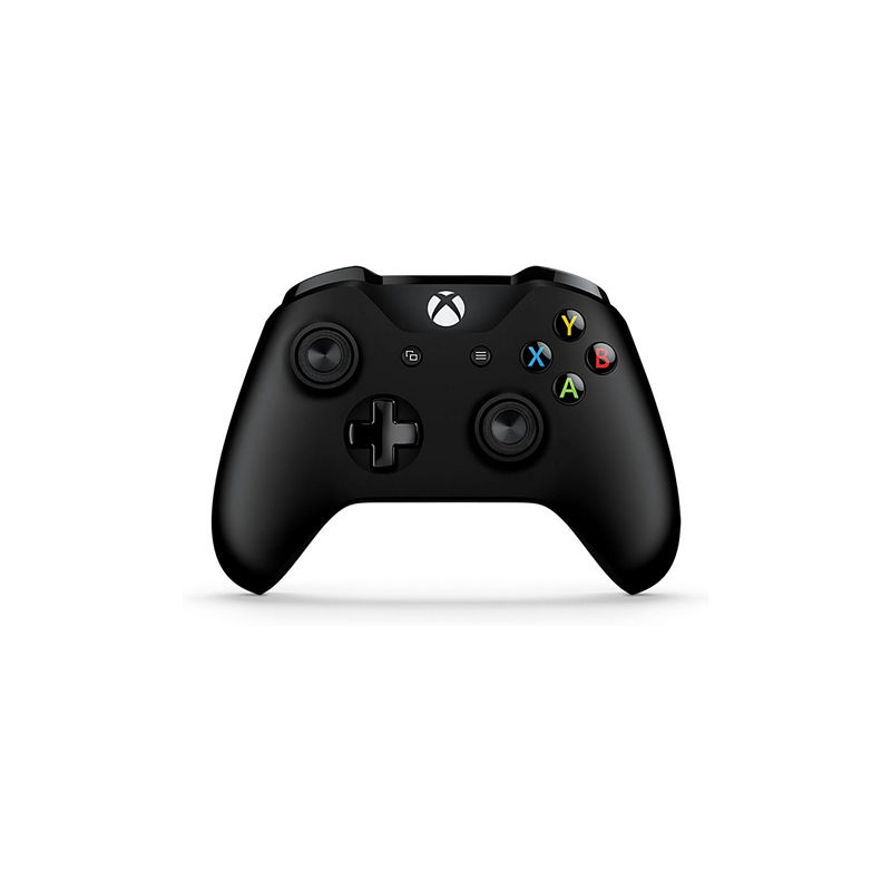 Microsoft Xbox One Wireless Controller Nottingham - Gaming Accessories - Black - Black