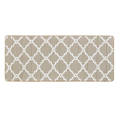 Diablo Reversible Bath Rug