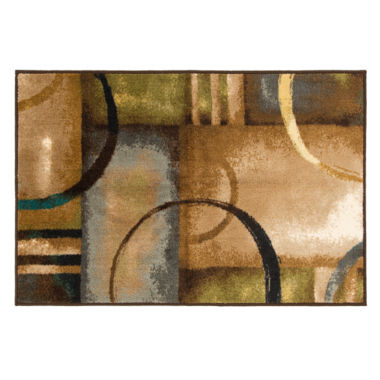 Covington Home Henley Abstract Rectangle Rug