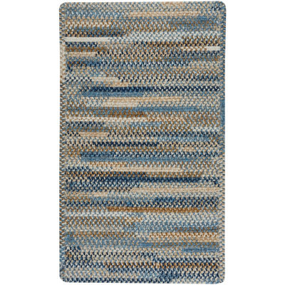 Capel Inc. Habitat Braided Rectangular Rugs