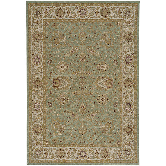 Capel Inc. Biltmore Centennial-Floret Rectangular Indoor Rugs