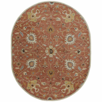 Decor 140 Albi Hand Tufted Oval Rugs