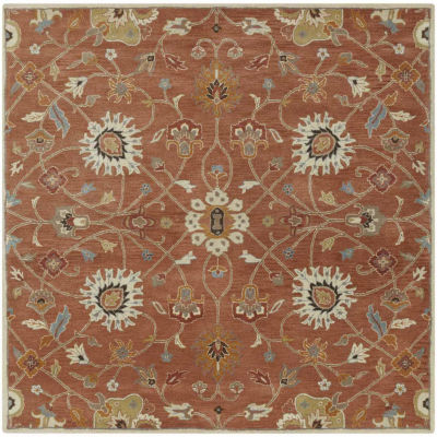 Decor 140 Albi Hand Tufted Square Rugs