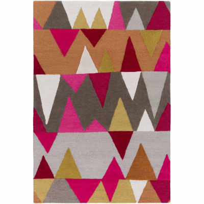 Decor 140 Alina Hand Tufted Rectangular Rugs