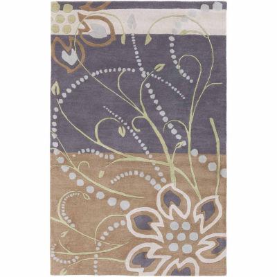 Decor 140 Alocasia Hand Tufted Rectangular Rugs