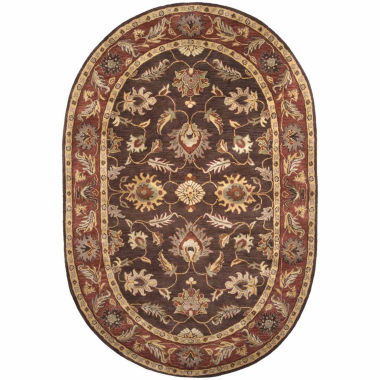 Decor 140 Darius Hand Tufted Oval Rugs