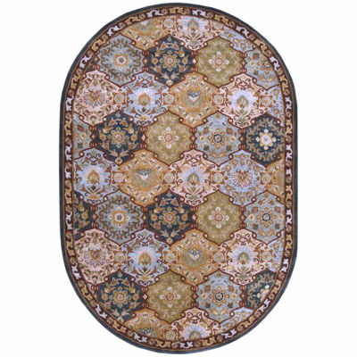 Decor 140 Cambrai Hand Tufted Oval Rugs