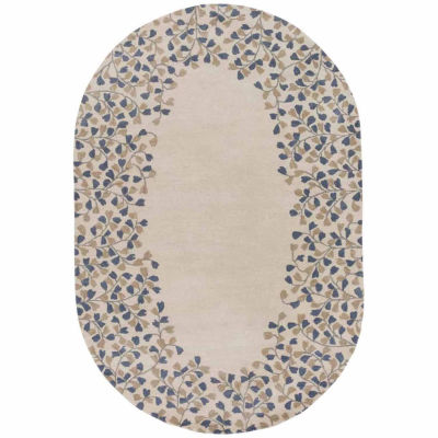 Decor 140 Canaan Hand Tufted Oval Rugs